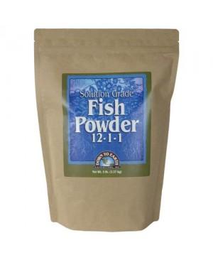 Down To Earth Fish Powder - 5 lb (5/Cs)