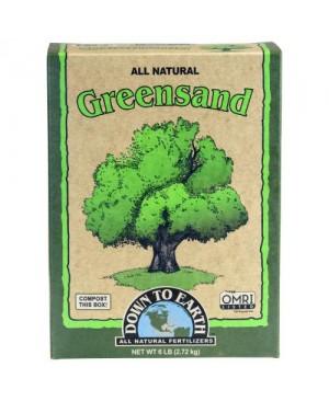 Down To Earth Greensand - 6 lb (6/Cs)