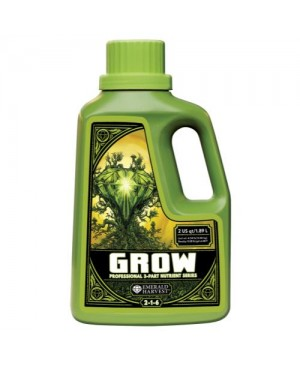 Emerald Harvest Grow 2 Quart/1.9 Liter (6/Cs)