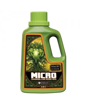 Emerald Harvest Micro 2 Quart/1.9 Liter (6/Cs)