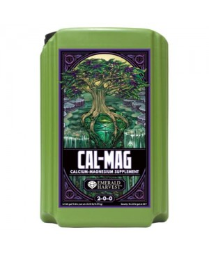 Emerald Harvest Cal-Mag 2.5 Gal/9.46 L (2/Cs)