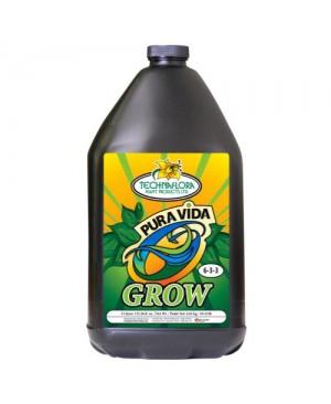 Pura Vida Grow 4 Liter (4/Cs)
