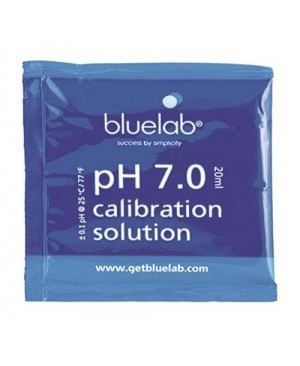 Bluelab pH 7.0 Calibration Solution 20 ml Sachets (25/Cs)