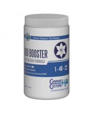 Cultured Solutions Bud Booster Late 1.5 lb (12/Cs)