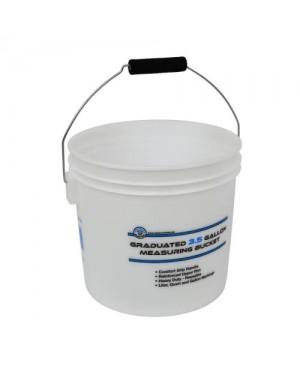 Measure Master Graduated Measuring Bucket 3.5 Gallon