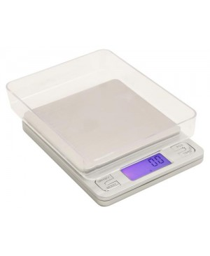 Measure Master 3000g Digital Table Top Scale w/ Tray ?C 3000g Capacity x 0.1g Accuracy