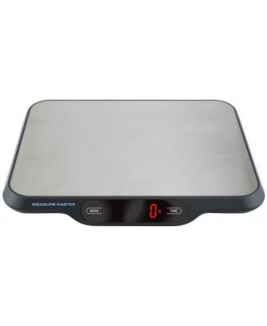 Measure Master Platform Scale 33 lb (15 kg) - 15000 g Capacity x 1 g Accuracy (5/Cs)