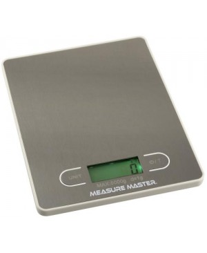 Measure Master Small Platform Scale 11 lb (5 kg) - 5000 g Capacity x 1 g Accuracy (40/Cs)