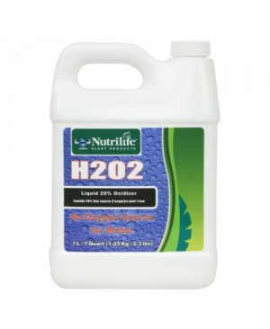 Nutrilife H2O2 29% Quart (12/Cs)