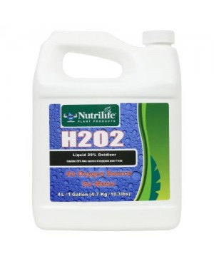 Nutrilife H2O2 29% Gallon (4/Cs)