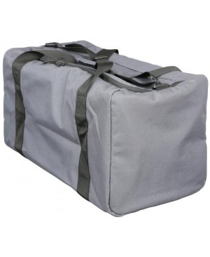 TRAP Medium Duffel - Grey (8/Cs)
