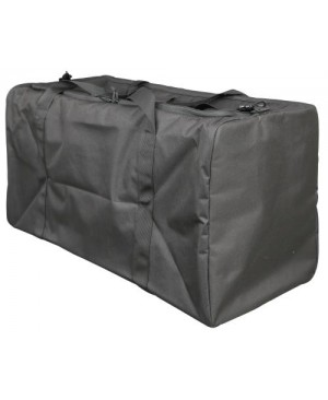 TRAP Large Duffel - Black (8/Cs)
