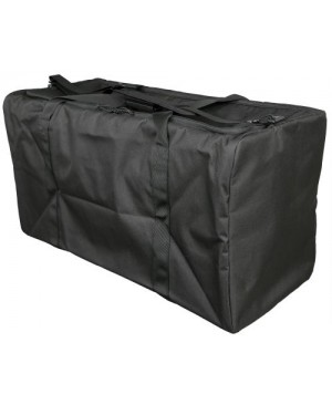 TRAP X-Large Duffel - Black (5/Cs)