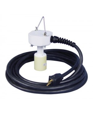 Socket Assembly w/ 25 ft Lamp Cord - 14 Gauge
