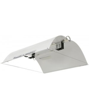 Adjust-A-Wings Defender Hellion DE White Reflector - Medium (72/Plt)
