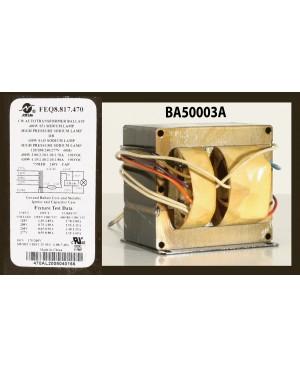 Transformer for BAS400A