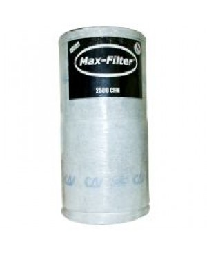 Max-Filter Max 2500 without Flange, 1250 cfm