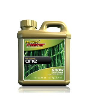 Dutch Master Gold Range ONE Grow, 1 L