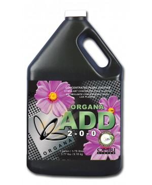 Organa Add 2-0-0, 5 gal