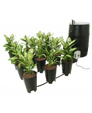 "Active Aqua Grow Flow 2 gal System w/Controller Unit & 1/2"" Tubing"