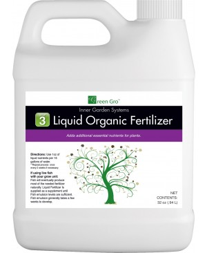 Liquid Organic Fertilizer for Aqua Culture kit
