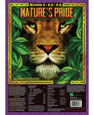 Nature's Pride Bloom Fertilizer, 5 lbs