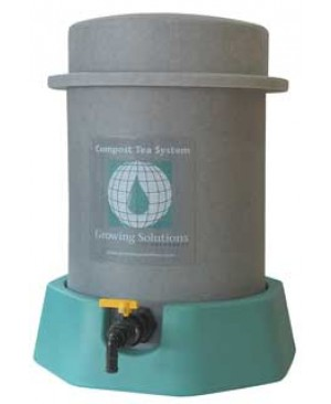 Growing Solutions Compost Tea System, 10 gal