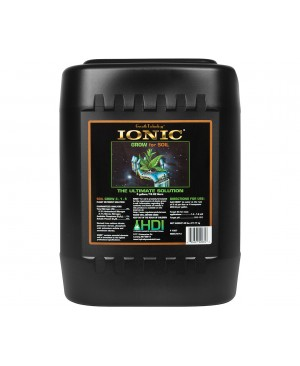 Ionic Grow for Soil, 5 gal