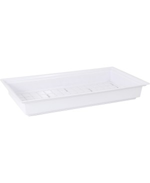 Active Aqua Flood Table, White, 2' x 4'