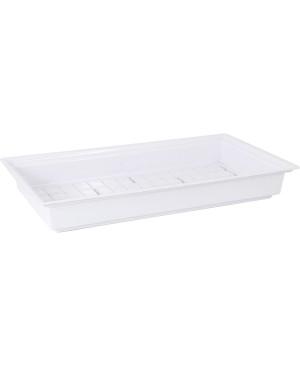 Active Aqua Flood Table, White, 2' x 4'