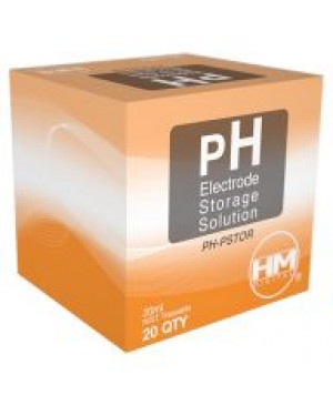 HM Digital pH Storage Solution, 20 mL, 20 Pack