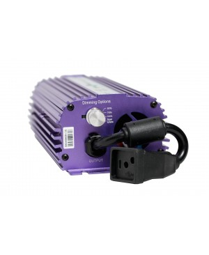 Hydroplanet Hydroponic 400W HPS MH Digital Dimmable Electronic Ballast