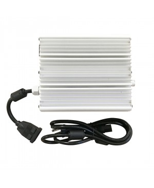 Hydroplanet Hydroponic Double Ended 1000W HPS MH Digital Dimmable 120V to 240V Electronic Ballast