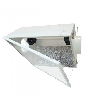 Hydroplanet 6-Inch Double Ended Air Cooled Grow Light Reflector