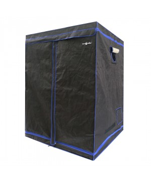 Hydroplanet Mylar Hydroponic Grow Tent for Indoor Plant Growing 60' x 60' x 80'