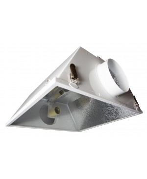 Hydroplanet 6 Inch Air Cooled Hydroponic Grow Light Reflector