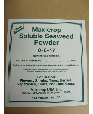 Maxicrop Soluble Powder, 10 lbs