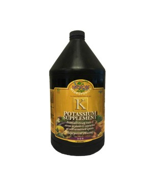 Potassium Supplement, 1 gal