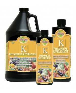 Potassium Supplement, 2.5 gal