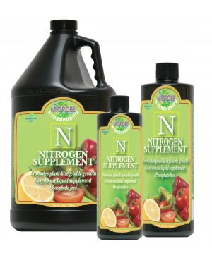 Nitrogen Supplement, 2.5 gal