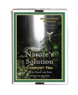 Nature's Solution Organic Compost Tea, 2 qt