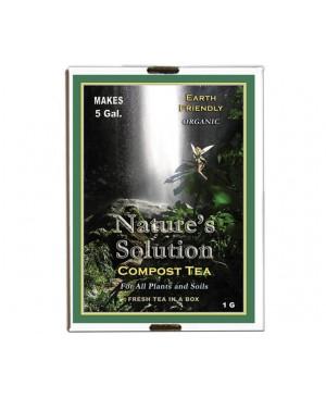 Nature's Solution Organic Compost Tea, 1 gal