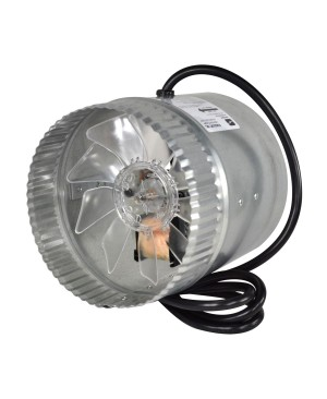 "Suncourt 6"" Duct Fan, 160 CFM"