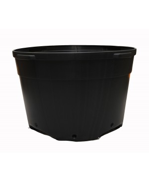 Nursery Supplies Blow Mold Nursery Pot, Short, 35 gal