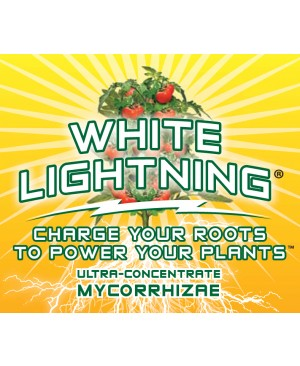 White Lightning Ultra-Concentrate Mycorrhizae, 8 oz
